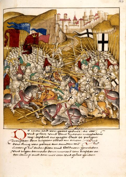 zalgiris_is D. Schilling kronikos, XV a. Berno Burgeriu biblioteka
